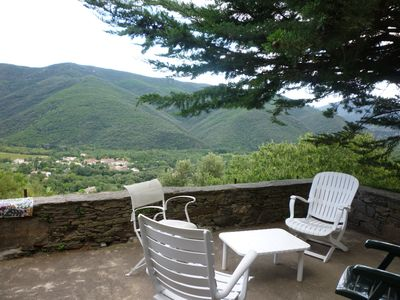 Photo for Stone country house on the slopes of Caroux (4-6 people)