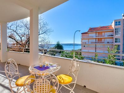 """Photo for In the popular district """"Crni Mul"""", near the sandy beach is located..."""