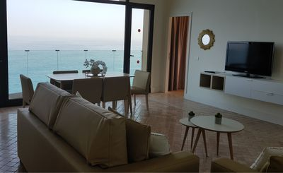 Photo for 3-Bedroom Suite Apartment with ocean view in Los Realejos.