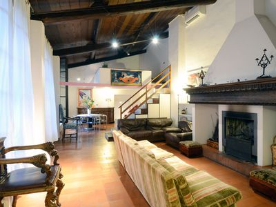 Photo for Luxury loft in Florence