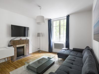 Photo for L'Ecrivain - Two Bedroom Apartment, Sleeps 4
