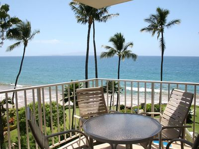 Photo for Comfort In Paradise - Oceanfront Views - Starts @ $220/nt - Kamaole Nalu #404