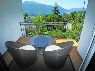 Photo for 4 room house in Locarno Monti in a sunny and quiet location.