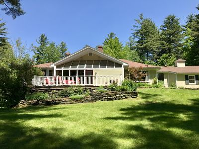 Photo for 5BR House Vacation Rental in Waitsfield, Vermont