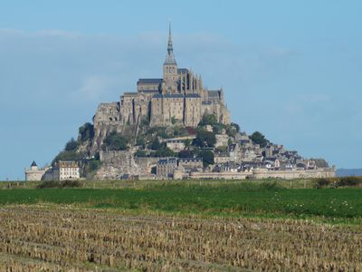 Photo for House comfortable 2 km from Mt St Michel
