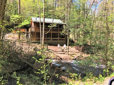 Photo for Minutes to Blue Ridge and convenient to Ocoee river whitewater rafting