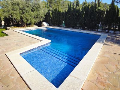 Photo for Apartment 309 m from the center of Les Tres Cales with Parking, Internet, Washing machine, Pool (89709)