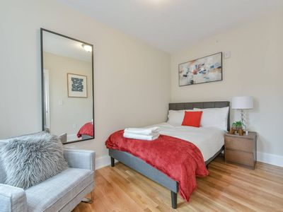 Photo for Incredible 3BR Apt in North End by Domio