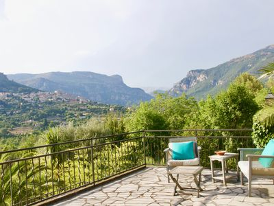 Photo for 5BR Villa Vacation Rental in Le Bar-sur-Loup, Alpes marítimos