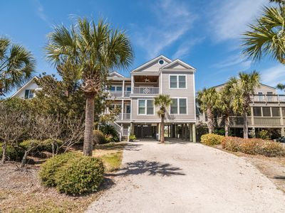 Photo for Fabulous Second Row Beach House on Pawleys Island - Newly Furnished, Great Rates!!!