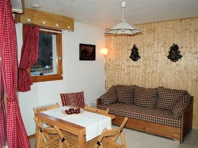 Photo for Charming appartment in a small chalet style block