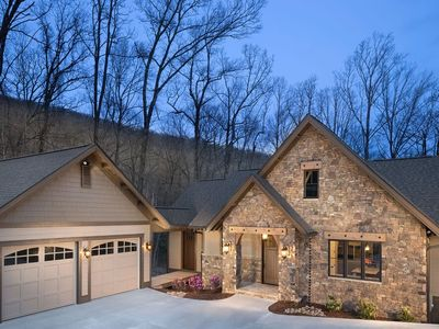 Photo for Upscale Vacation Home, Mtn. top community, near Hendersonville and Asheville