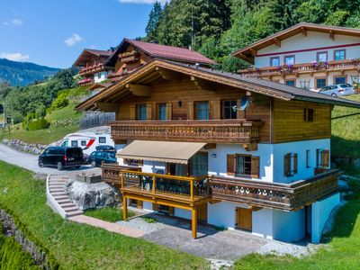 Wooden Chalet in Salzburg with terrace