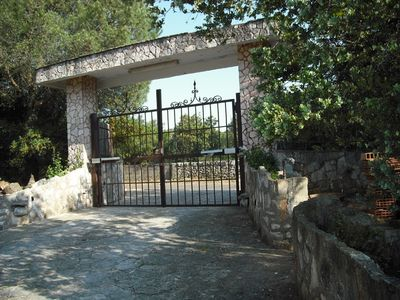 Photo for Nice apartment in the hills of Ostuni