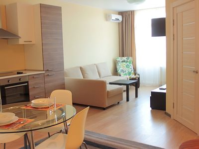 Photo for 2 room apartment in Sochi centre