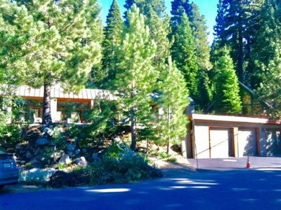 Photo for Olympic Lodge in Squaw Valley: 5BR/4ba sleeps 20 Hot Tub, Sauna