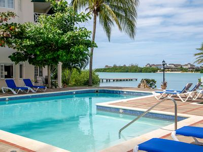 Photo for Beautiful Apartment In Sunny Montego Bay.  You Will Never Want To Go Home Again!