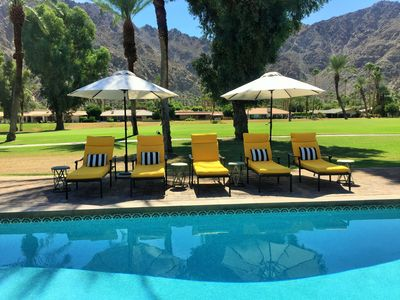 Photo for Mid Century Hollywood Glam On Indian Wells Country Club Golf Course