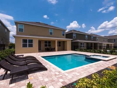 Photo for How to Rent Your Own Orlando Villa with Private Pool on Encore Resort at Reunion, Orlando Villa 1546