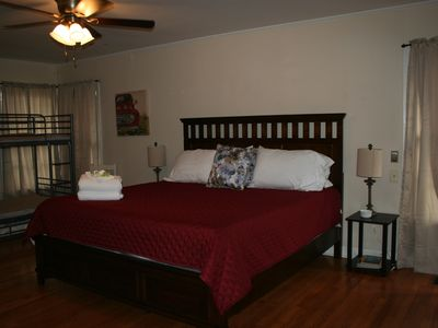 Photo for Cottage house close to ACU, HSU and Hendricks Medical Center.
