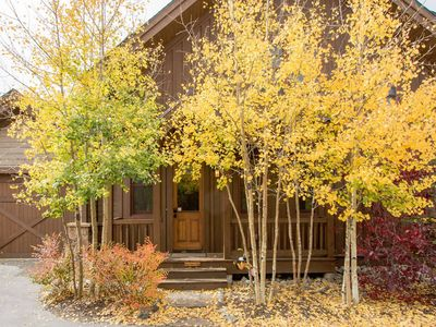 Photo for Luxury Private Home, steps to Lift & Main St, beautiful mountain views, hot tub