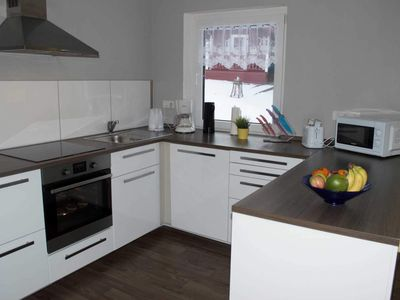Photo for Apartment 1 first floor - Holiday House Zur Edertalsperre
