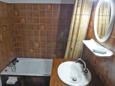 Photo for Apartment 622 m from the center of Chamonix with Parking, Internet, Terrace (316106)