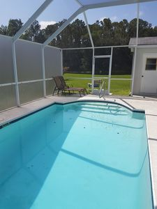 Electric Heated Pool and Sunkissed from 8am