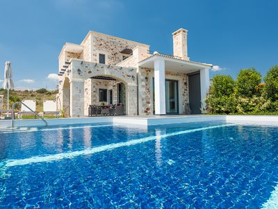 Photo for Enid Villa with private pool and amazing view