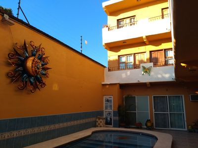Photo for A peaceful apartment in sun house Puerto Vallarta