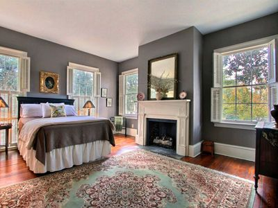 Photo for Beautiful Parlor level home, walk everywhere in the Savannah Historic District!
