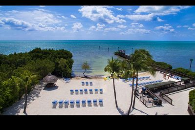 Catch some sun and immerse yourself in the crystal blue waters of the Florida Keys.