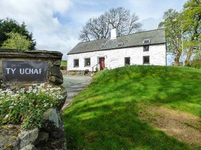 Photo for TY UCHAF, character holiday cottage in Llangwm, Ref 955390