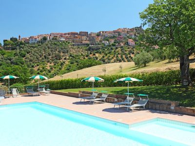 Photo for House in Scarlino with Parking, Internet, Washing machine, Pool (118275)