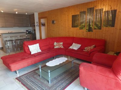 Photo for Comfortable entirely renovated 3-bedroom-apartment 3* for 8-10 people located at about 800m from the