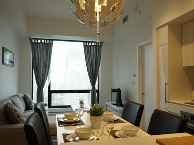 EXCLUSIVE 2 BED CONDO WITH VIEW ON THE QUEEN CITY