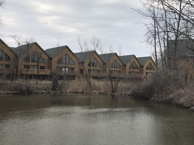 Photo for Bear Cave # 1 Beautiful Cabin walking distance to Starved Rock Park
