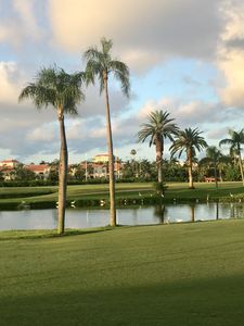 Photo for GOLF COURSE VIEW! Minutes from beaches, a fabulous trendy downtown area!