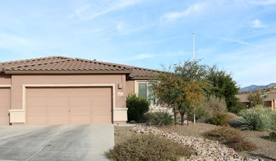Photo for Recently built, Quiet walks, Peaceful setting, Desert access, Enclosed yard