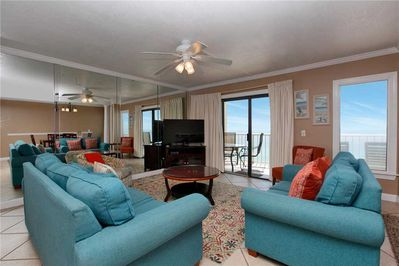Welcome to Summit 1511! - Once you arrive at this beautiful beachfront condo, you may never want to leave!