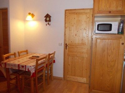 Photo for Apartment Valfréjus, 1 bedroom, 5 persons