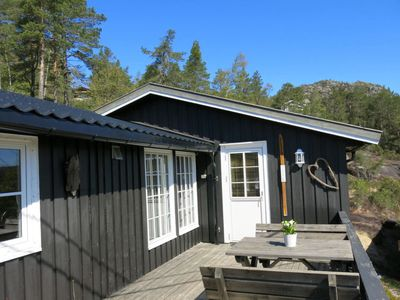 Photo for Vacation home Merethebu (SOW050) in Eikerapen - 6 persons, 3 bedrooms