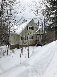 Photo for Peaceful Home in the Forest @ Tremblant /5 min from slopes