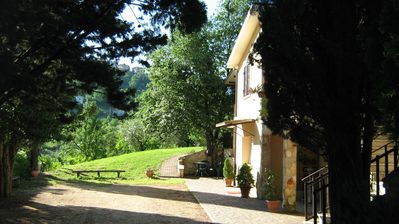 Photo for Country House Villa Pietro Romano 30 km from Rome and 6km from Tivoli