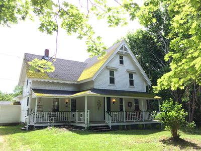 Photo for Restored Maine Farm House-Privacy-Mountain View-Near Acadia National Park