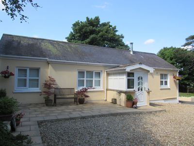 Photo for Yr Hafan - peaceful rural cottage in West Wales, sleeps 4