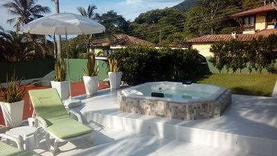 Photo for HOUSE WITH JACUZZI - SOLARIUM AND PRIVATIVE TENNIS COURT
