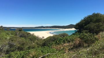 Tomaree Head, Fingal Bay, Australia