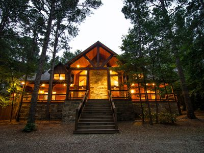 Photo for The Great Outdoors Cabin Broken Bow