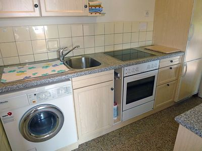 Photo for House in the center of Bissone with Parking, Internet, Washing machine, Terrace (48287)